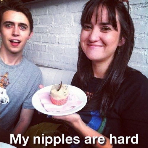 Best #idcapthat ever w/ @foxymeghan  (Taken with instagram)