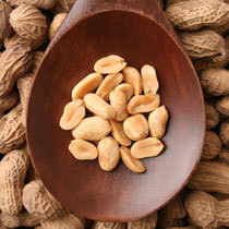 muffintop-less:  Peanut Facts:  The peanut is not a nut, but a legume related to beans and lentils. Peanuts have more protein, niacin, folate and phytosterols than any nut. Peanuts have a higher antioxidant capacity over grapes, Concord grape juice, green tea, tomatoes, spinach, broccoli, carrots and many more.  Peanuts and peanut butter contain over 30 essential nutrients and phytonutrients.Peanuts are naturally cholesterol-free.