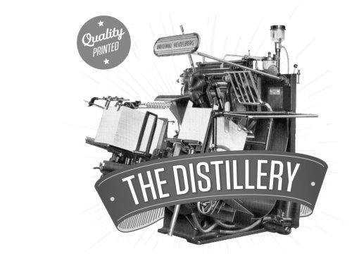 The Distellery The Disterllery is a letterpress studio based in Darlinghurst, Sydney,AU. They've been around for awhile and the studio is using 3 Windmill platens and a KSBA. To be honest, I never did any projects with letterpress technique but I always wanted to try. I've been thinking to update my business card and letterpress might be an option. Just a simple black & white, embossed logo or my name in big font size with 300gsm card .. too sweeeett ! Check their Facebook page here.
