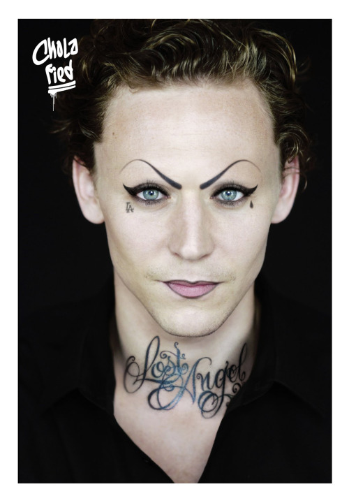 cholafied:  Chola Tom Hiddleston aka Loca