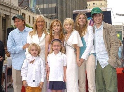 The Olsen Family!