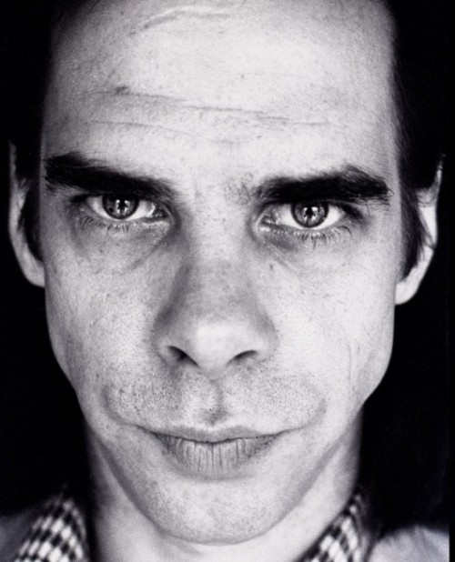 Nick Cave is cross. It can take him up to an hour to complete one of Jamie's '30 Minute Meals'.