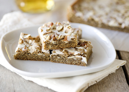Irish Coffee Blondies. &recipe here.