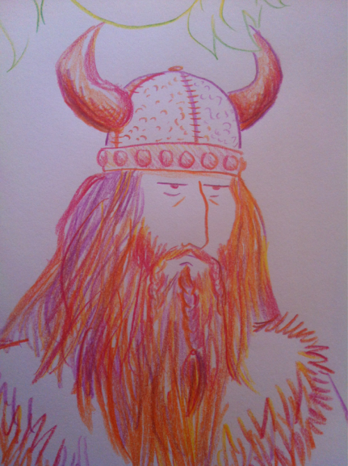 Bitchface Viking.