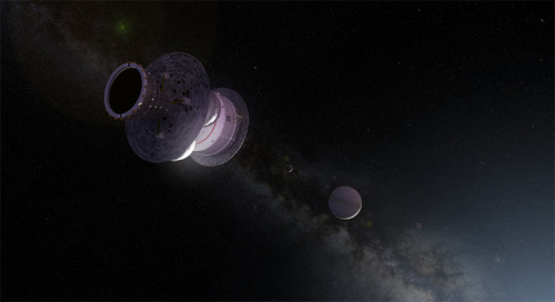 discoverynews:  Uniting the Planet for a Journey to Another Star Former astronaut Mae Jemison (and living legend) will spearhead the audacious 100 Year Starship plan to send mankind on an interstellar adventure. keep reading