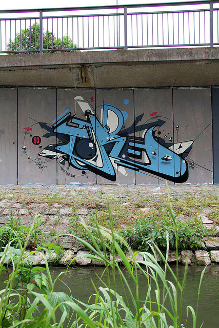 hashdash:  Tobe 2012 by Tobe Colorblind on Flickr.