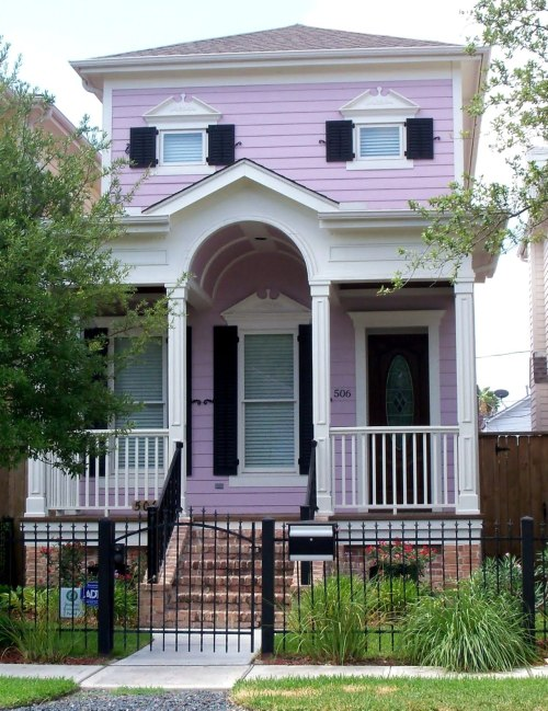 missingsisterstill:  pink-two story house