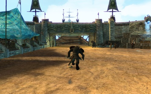 Exit in Fort Marriner @ Lion's Arch.