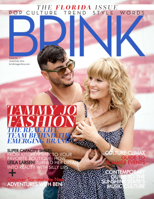 BRINK Magazine | June/July 2012 featuring Tammy Jo Fashion  Photo by Garrett Frandsen, BRINK Photo Editor