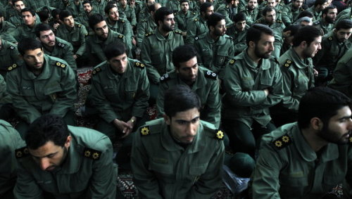"(via Tehran Sent Troops to Syria - Iranian Officer | World | RIA Novosti)IRAN:""Before our presence in Syria, too many people were killed by the opposition but with the physical and non-physical presence of the Islamic republic, big massacres in Syria were prevented.""That statement was made by Ismail Gha'ani, the deputy head of the Iran's Qud Force. It officially confirms that Iran has been helping out Syria with the regime's attempts at destroying the opposition fighting to oust Bashar Al-Assad. It's a little scary thinking about this.. But I can see how this can drag into an all-out war.."