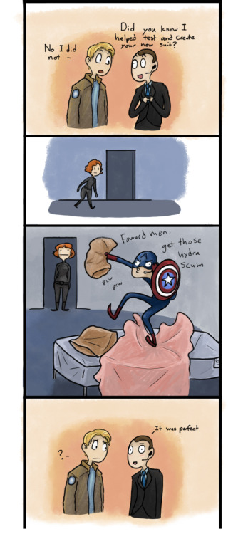 christyleighstewart:  CaptCoulson by ~ParallelPIE