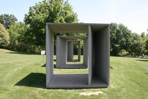 ST. LOUIS, MO.- Laumeier Sculpture Park (via Laumeier Sculpture Park receives grant to support conservation of a major art work by Donald Judd)
