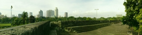 Intramuros, Manila, PHL (3/5 360° view)