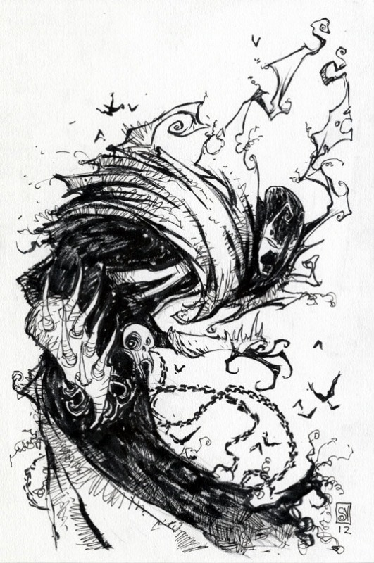 awyeahcomics:  Spawn by Skottie Young