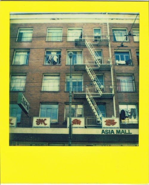 polaroidgang:  Asia Mall.