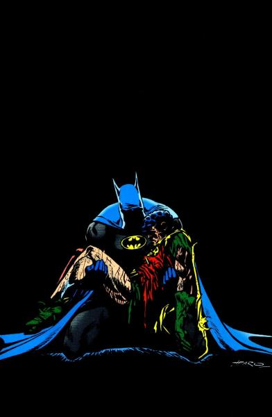 Death of Jason Todd