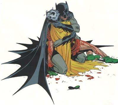 Death In The Family - R.I.P Jason Todd
