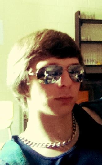I rock these shades!