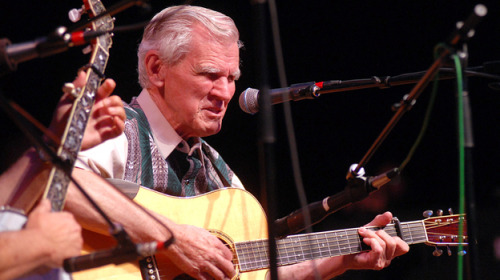 mountainstage:  Listen to Doc Watson on Mountain Stage