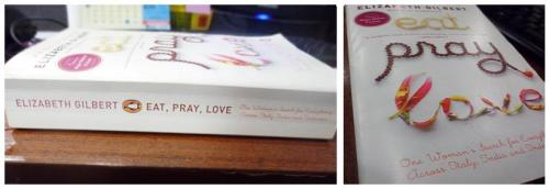 the next book that I will going to read for this week EAT.PRAY.LOVE! <3 sana matapos ko :)