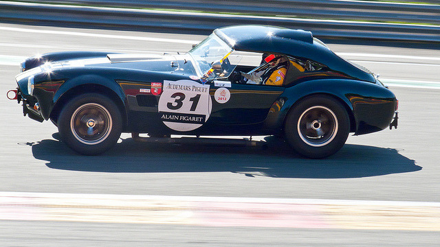 sic56:  2012 Spa Classic: AC Cobra by 8w6thgear on Flickr.