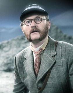 British actors I am in love with #9 - Mark Gatiss.