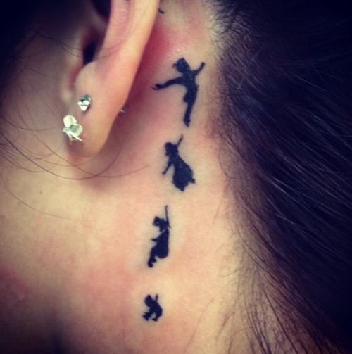 meghantonjes:  I AM SO IN LOVE WITH THIS TATTOO.  I'm not sure about the placement. But I defiinitely appreciate this.