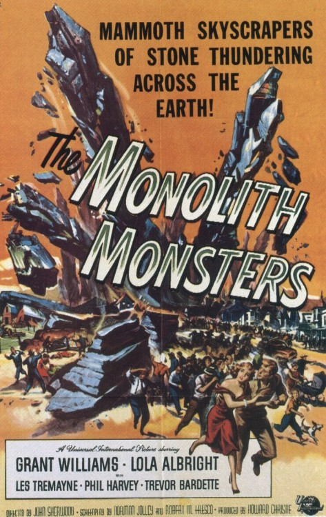 The Monolith Monsters (1957) WATCH WHOLE FILM HERE