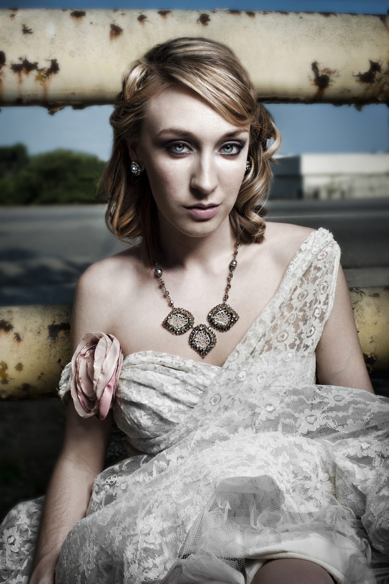 Another photo I took from the jewelry catalogue shoot.