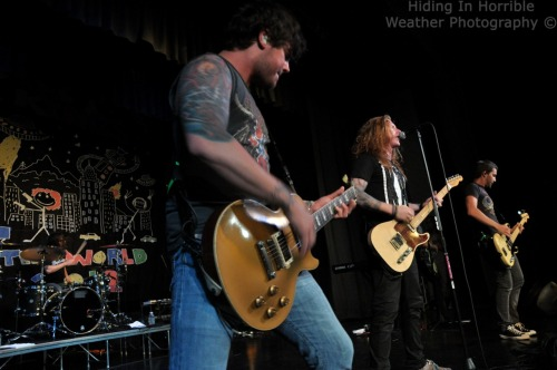 We the Kings, 5.25.12 @ Green River Community College.