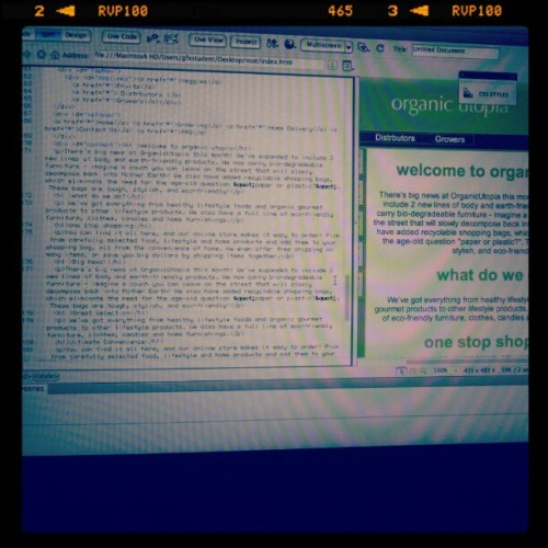 #dreamweaver :) (Taken with instagram)