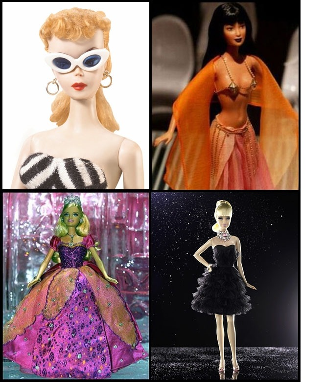 "Here are the list of the most expensive Barbie dolls in the world: Barbie No. 1 – $8,000The first Barbie doll is an expensive classic Barbie that truly has a vintage historic touch. It's definitely for those who like to have the nostalgia moments with the classic of the doll. De Beers 40th Anniversary Barbie – $85.000On her 40th birthday, a jeweler De Beers designed the most expensive Barbie doll of the time. This luxurious Barbie wears a gown that is decorated in 160 diamonds with 18k white gold jewelries.  Barbie and the Diamond Castle promotional Barbie – $95,361This doll, not created for sale, was first time launched in Mexico City for a new Barbie movie ""Barbie and the Diamond Castle"" promotion. The doll features a total of 318 diamonds of 20.66 carats, 44 of the stones decorate her luxurious gown while the rest adorn her white gold jewelries. Canturi Barbie – $540,780Mattel has engaged internationally celebrated jewelry designer Stefano Canturi to create the most expensive Barbie ever made. The necklace features 3 carats of white diamonds arranged in a Cubist style and surrounding a collectable 1.00ct square emerald (cut) pink diamond from Australia's Argyle Mine. A ring adorned with another diamond decorates Barbie's right hand. surrounding a rare pink diamond. The centerpiece is emerald cut and weighs in at 1 carat."