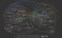 Nice interactive map of Dance Music via Thomson.co.uk