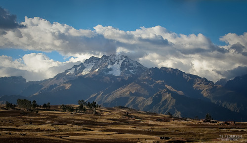 mountainish:  Ausangate (6372m) (by TorErikP)