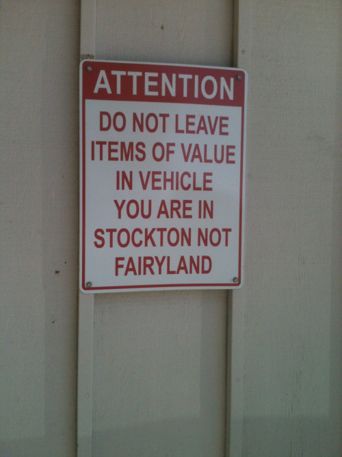funnynrandom:  Stockton (California-USA)