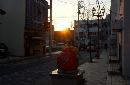One day in Ishinomaki.