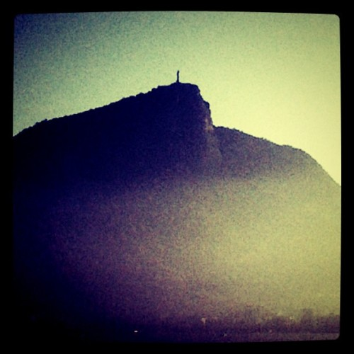 Manhã na lagoa… de bobi (Taken with instagram)
