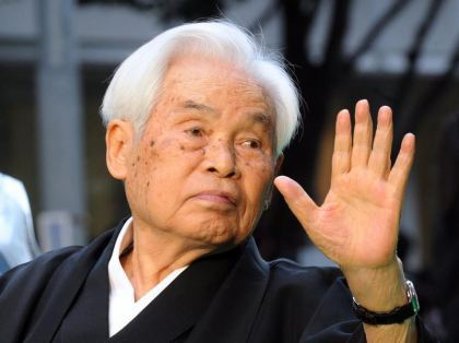 distancetouch:  Legendary Japanese director Kaneto Shindo died of natural cause on Tuesday at 9:24 am. He was 100 years old.