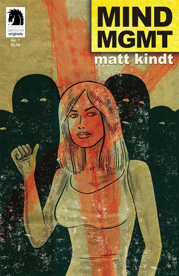 Good Gravy.  Matt Kindt is really good at comics.