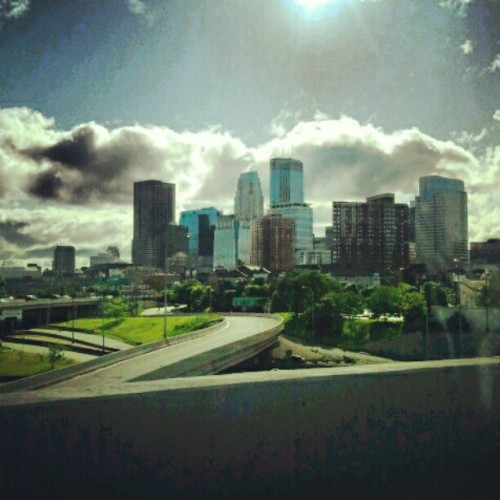 Good Morning #Minneapolis :) (Taken with instagram)