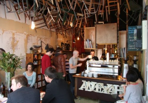 Cafes & Coffees - Brother Baba Budan, Melbourne CBD My morning would not be complete without a fresh brewed coffee. Given that we live in one of the best {admittedly rather spectacular} city in the world, everyone here has an unerring eye for style & great coffee. Brother Baba Budan in Lt. Bourke St is on our TOP 10 cafe's in Melbourne. It's cosy, friendly & sometimes quite busy. Perfect for a quick catch up.  We suggest trying the specialty coffee.  Where to find them?  359 Little Bourke StreetMelbourne 3000 Website : www.BrotherBabaBudan.com.au