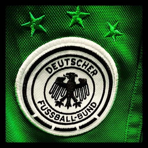 EM 2012 Here we come #dfb #germany #em #adidas #football #europe #sports (Wurde mit instagram aufgenommen)