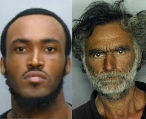 "Miami Cannibal Attacker: What Are 'Bath Salts?' The recent story of a Miami man, 31-year-old Rudy Eugene, who went on a naked rampage, attacking a homeless man and chewing off his face before being shot dead by police, has caught national attention because of the horrific nature of the crime. The news has also brought to light a drug that has since mostly escaped national attention, a narcotic that apparently goes by the street name, ""bath salts."" Given the grisly and bizarre nature of the events that unfolded on May 26, it's almost certain that this drug will merit a closer look by police and public health authorities. keep reading"