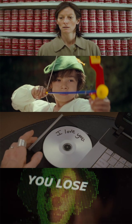 tumblr m4uboddkGq1qzbykto1 500 We Need to Talk About Kevin, 2011 (dir. Lynne Ramsay) By...