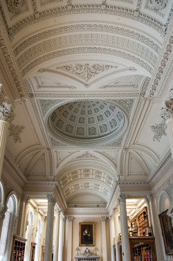 Majestic ceiling Osgoode Hall - Doors Open Toronto 2012