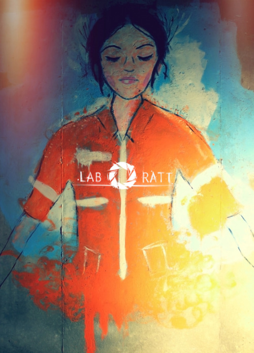 "ryanoxerous:  ""The Portrait"" from Aperture: Lab Ratt."