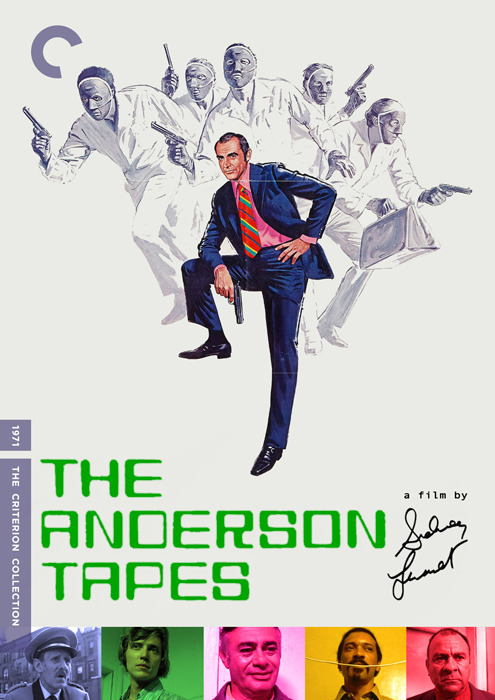 The Anderson Tapes (1971) • Directed by Sidney Lumet • Fake Criterion