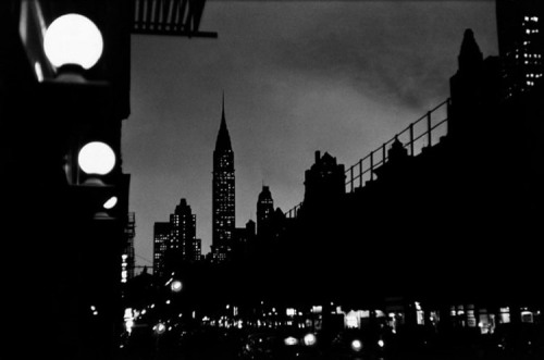 wehadfacesthen:  New York, 1950s, photo by Elliott Erwitt via adanvc
