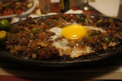 Sisig. Best bar chow evar.