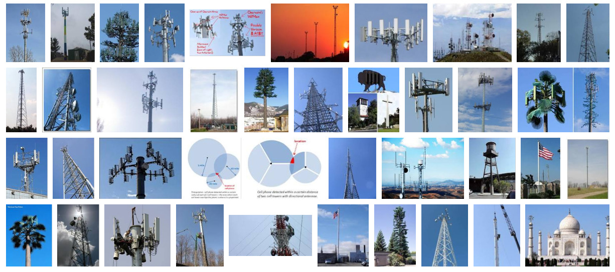 """Cell Towers,"" Google Image search by Rob Walker. May 30, 2012"